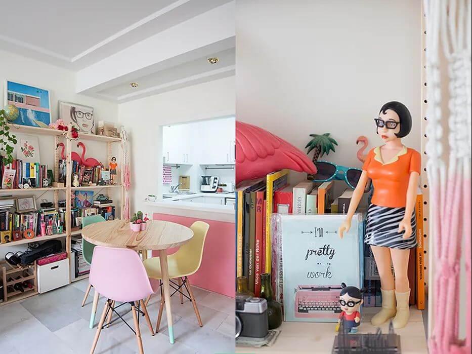Sử dụng phụ kiện - Trang trí nhà cửa đẹp