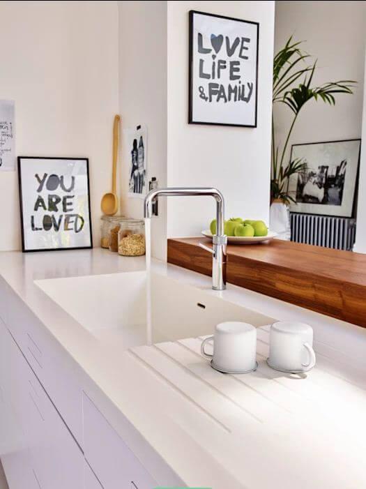 Tô điểm thêm cho không gian phòng bếp - 3