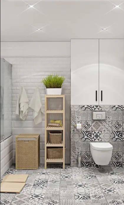 Cải tạo phòng tắm - giải nhiệt mùa hè