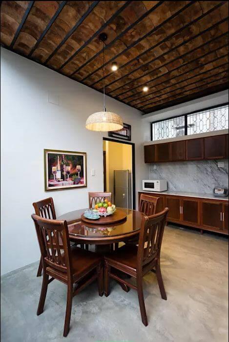 Tô điểm thêm cho không gian phòng bếp