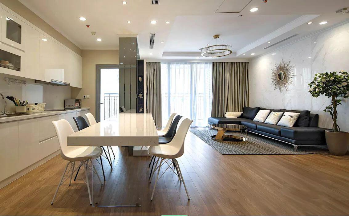 Phòng ăn - Thiết kế nội thất nhà chung cư