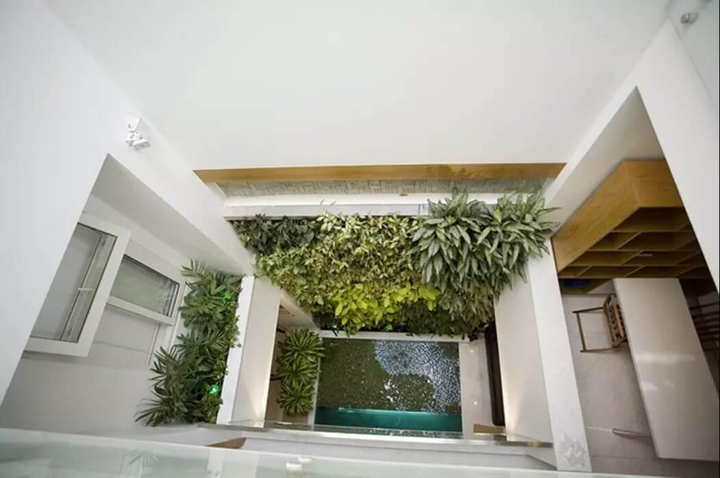 Cách đưa ánh sáng tự nhiên vào nhà thông qua giếng trời - 6