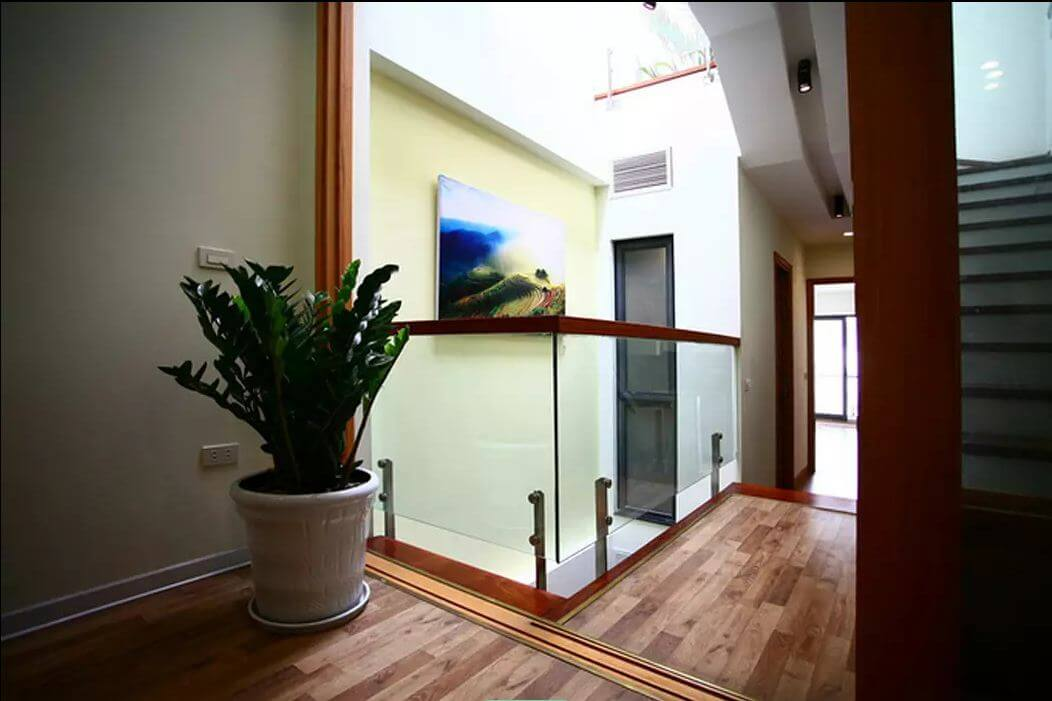 Cách đưa ánh sáng tự nhiên vào nhà thông qua giếng trời - 5