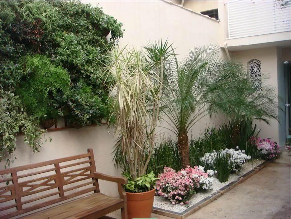 Biến sân sau thành công viên - Không gian xanh trong nhà