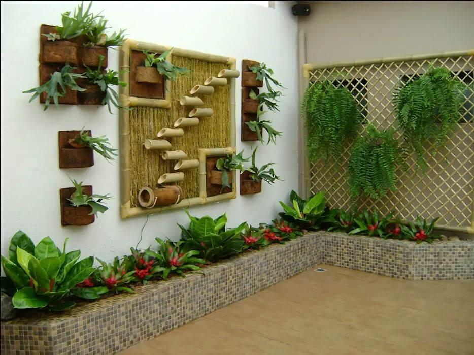 Mang vườn vào nhà - Không gian xanh trong nhà