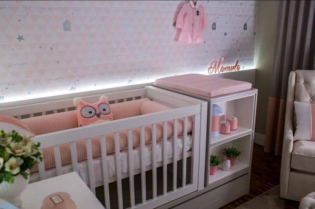 Trang trí phòng bé gái - Ngôi nhà đẹp với tone màu hồng