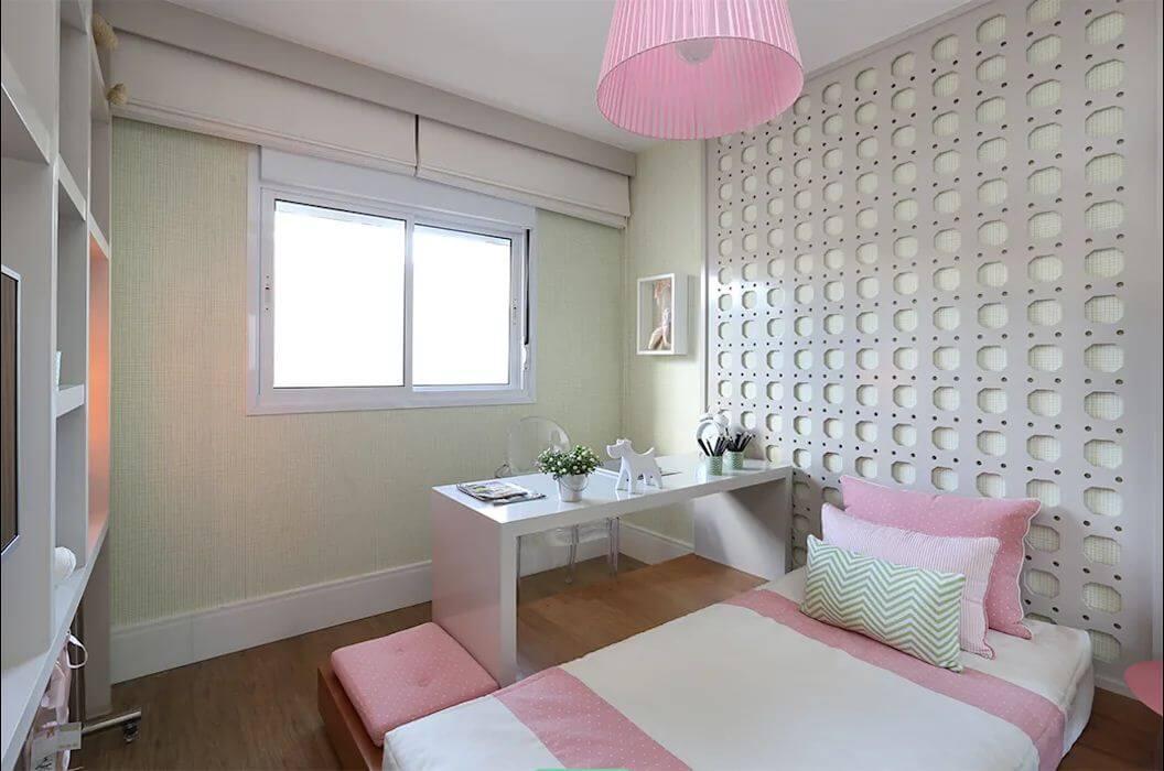 Lựa chọn đèn chiếu sáng - Ngôi nhà đẹp với tone màu hồng - 1