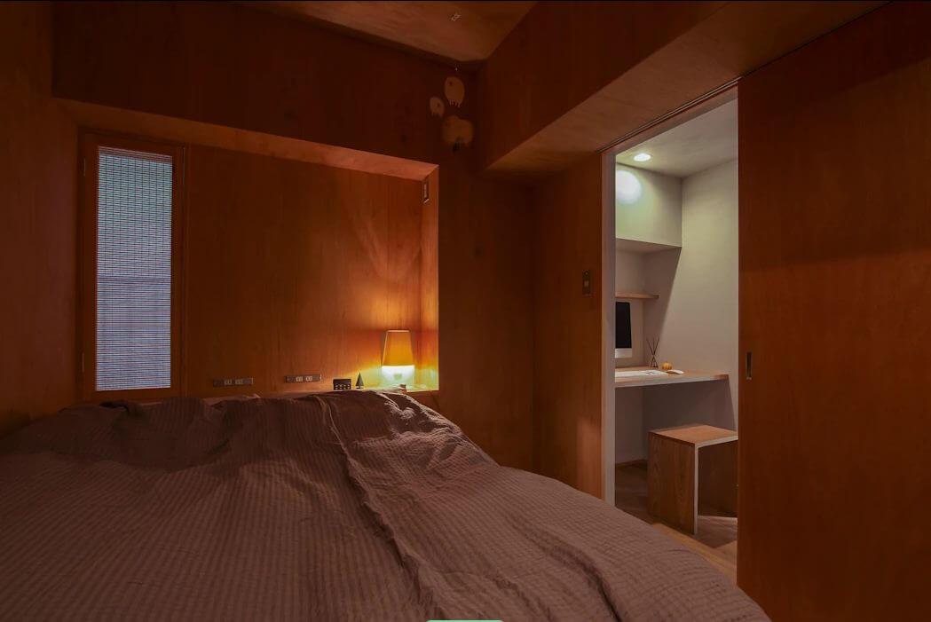 Phòng ngủ - Kiểu nhà đẹp
