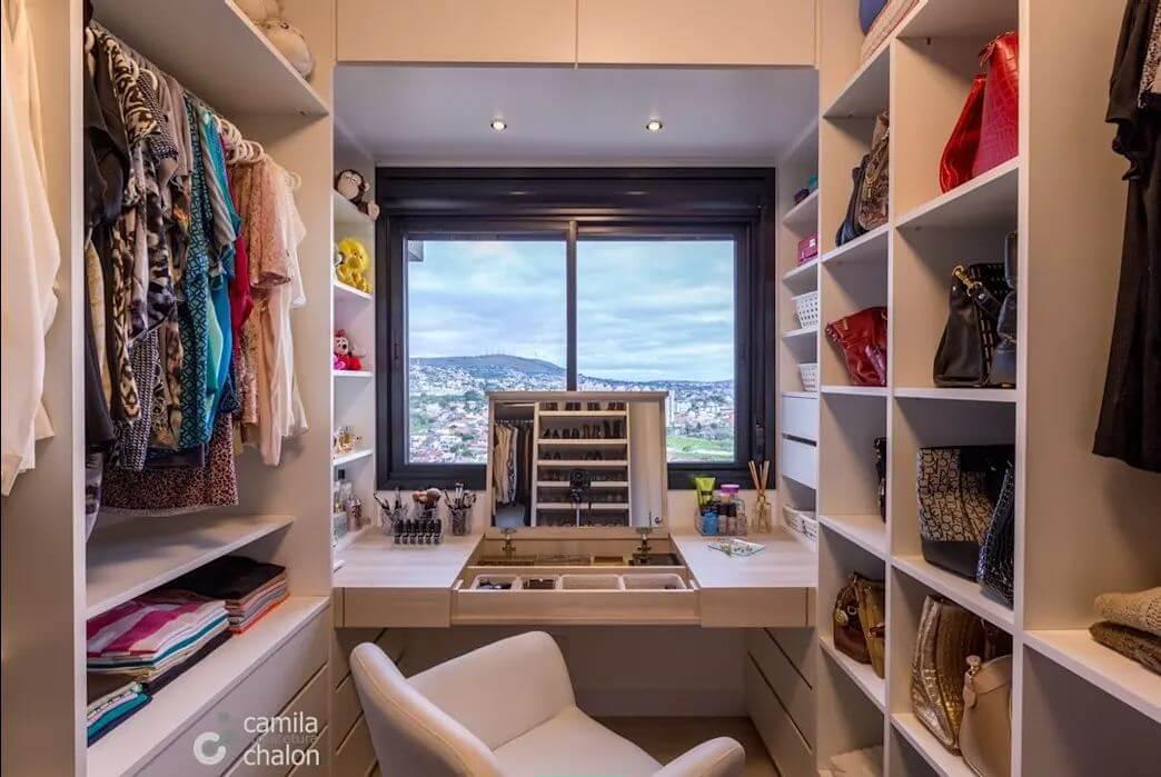 Sử dụng thiết kế thông minh - Thiết kế phòng thay đồ