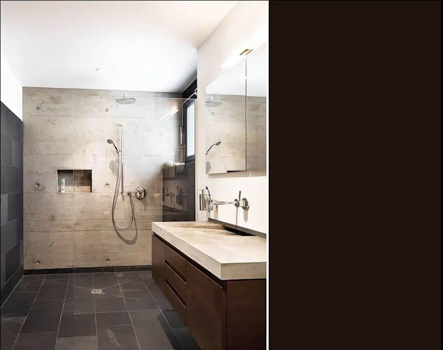 Không gian phòng tắm cuốn hút - Mẫu thiết kế nhà vườn đẹp - 1