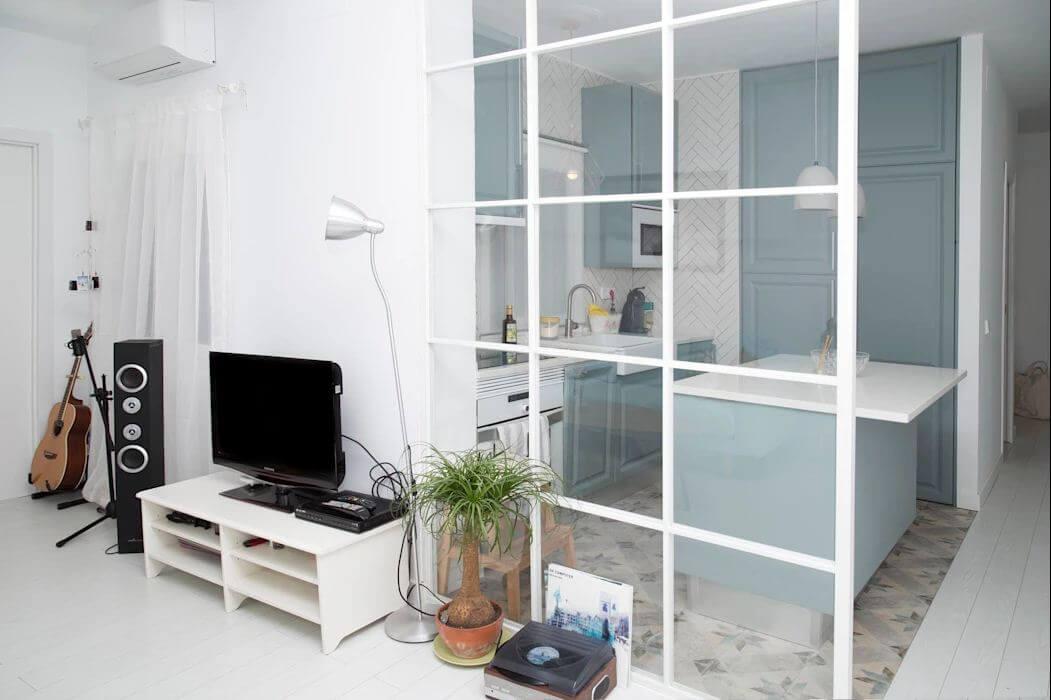 Đường nét thiết kế dứt khoát - Trang trí phòng theo phong cách Bắc Âu