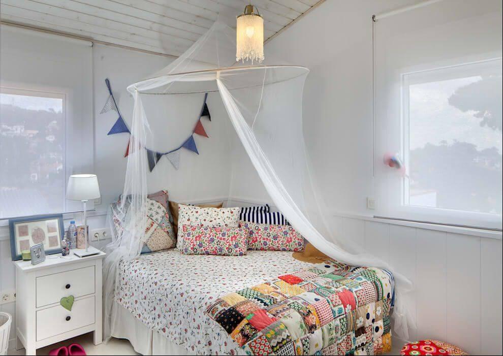 Phòng ngủ trẻ - Căn nhà gỗ 1 tầng