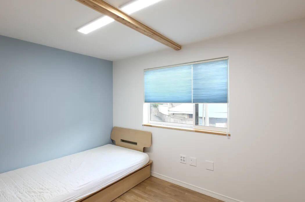 Phòng ngủ - Mẫu nhà kiểu Hàn Quốc