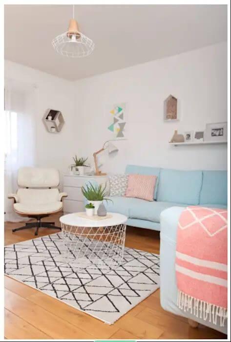 Gối Sofa - Thiết kế quán Cafe đẹp