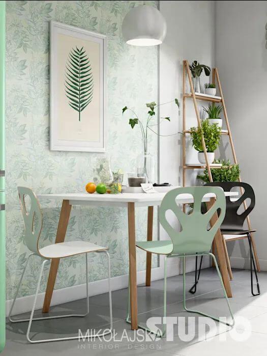 Ghế - Thiết kế quán Cafe đẹp - 3