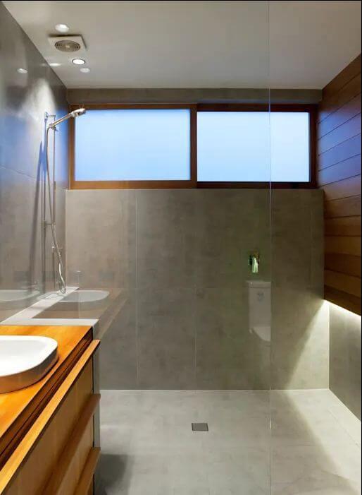 Nhà vệ sinh hiện đại - Xây nhà khung thép - 1
