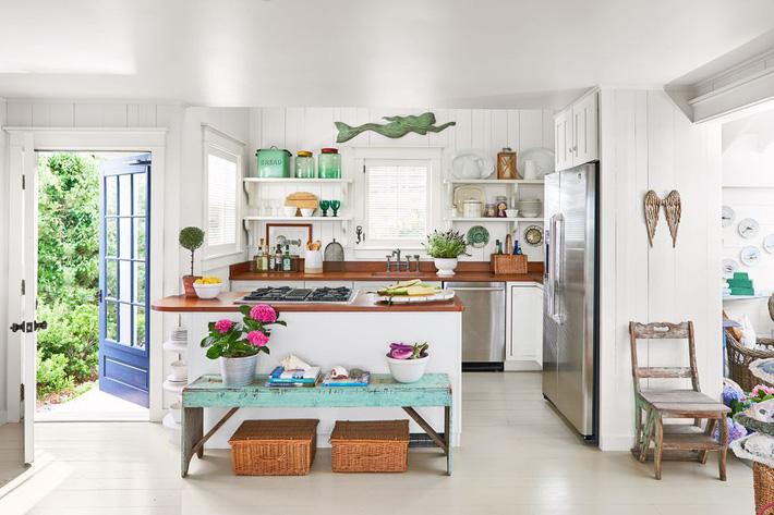 Thiết kế phòng bếp ăn ấn tượng