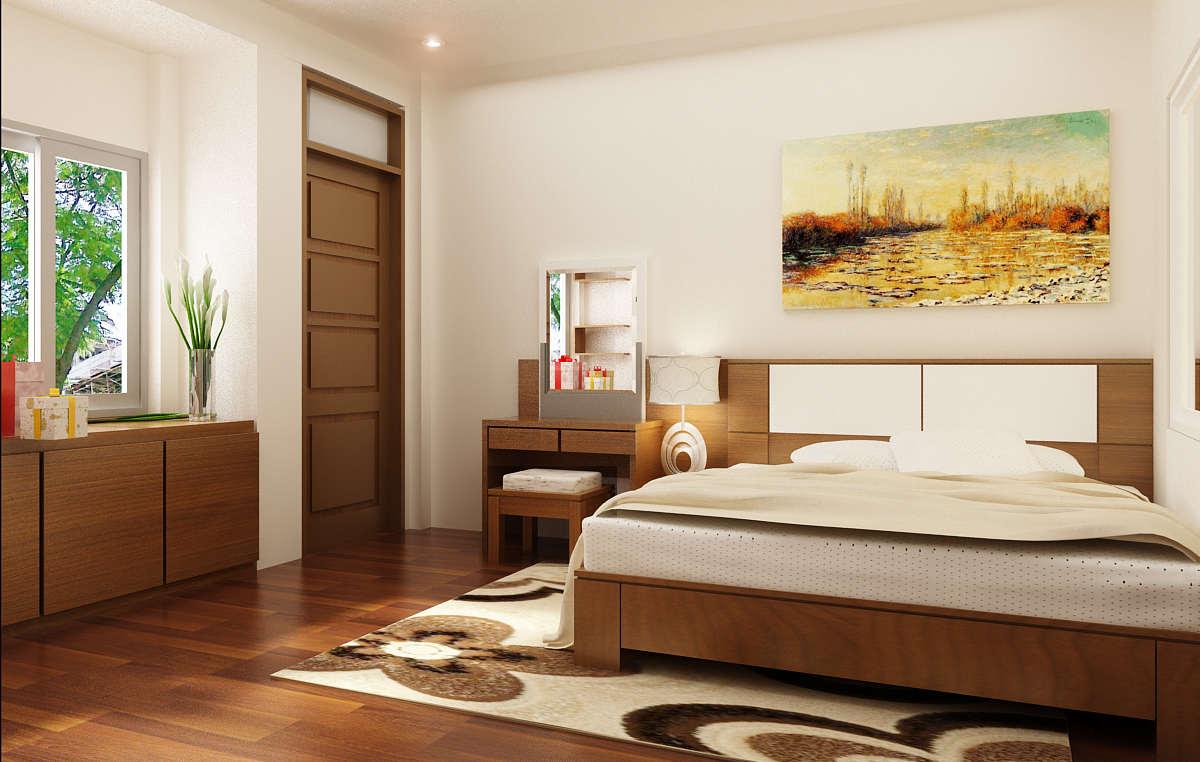 Giường ngủ nên đặt ở vị trí tốt nhất về mặt phong thủy, hợp với tuổi và mệnh của gia chủ.