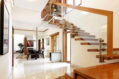 Hình ảnh: Cách tính bậc cầu thang sao cho hợp phong thủy