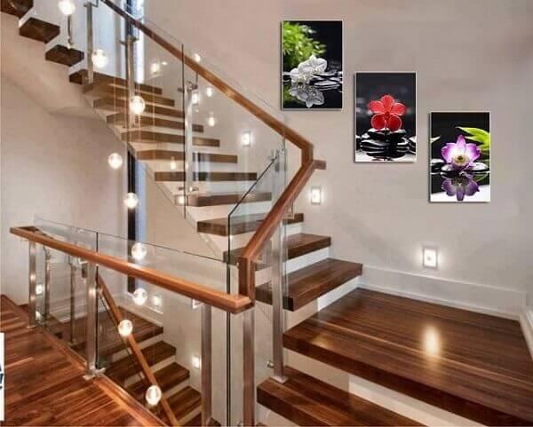 Hình ảnh: Trang trí cầu thang