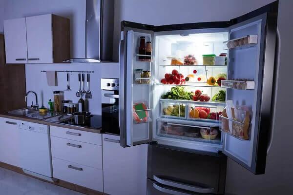Hình ảnh: Vị trí tủ lạnh - Sắp xếp nhà bếp hợp phong thủy