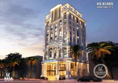 Hình ảnh: Thiết kế khách sạn 5 sao tân cổ điển Pháp đẹp